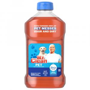 Mr. Clean With Febreze Pet Odor Defense Liquid Cleaner
