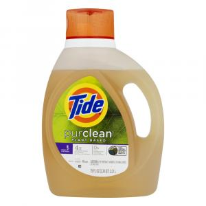 Tide Pure Clean Honey Lavendar Laundry Detergent
