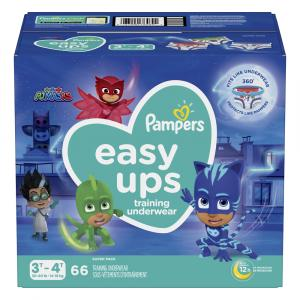 Pampers Thomas & Friends Easyups Boy 3T-4T