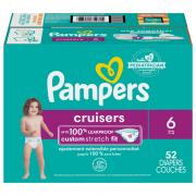 Pampers Size 6 Cruisers Super Pack