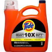 Tide Liquid Heavy 10X Duty