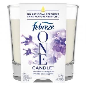 Febreze One Candle Lavender & Eucalyptus