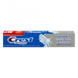 Crest Baking Soda & Peroxide Whitening Tooth Paste