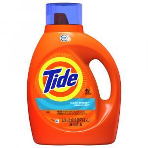Tide Clean Breeze Liquid Detergent
