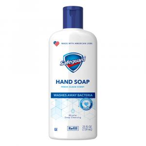 Safeguard Fresh Clean Liquid Hand Soap Refill