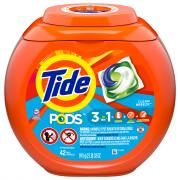 Tide Pods Clean Breeze