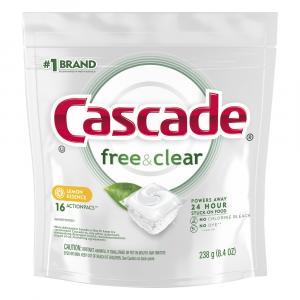 Cascade Pure Essentials Lemon Essence Action Packs
