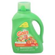 Gain Aroma Boost Island Fresh Liquid Laundry Detergent