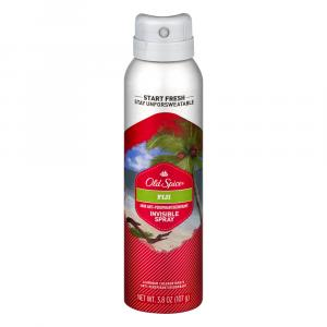 Old Spice Fiji Invisible Spray Deodorant