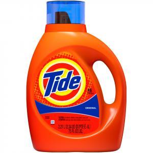 Tide 2x Original Liquid Laundry Detergent
