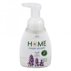 Home Made Simple Foaming Hand Soap Lavender Scent