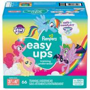 Pampers Hello Kitty Easyups Girls 3T-4T