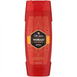 Old Spice Nomad Scent of Adventure Body Wash