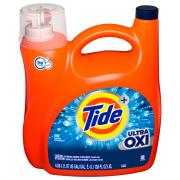 Tide Ultra Oxi Laundry Detergent