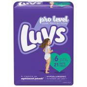 Luvs Size 6 Jumbo Pack