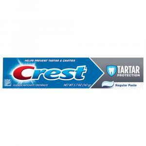 Crest Tartar Protection Toothpaste Regular