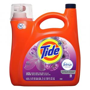 Tide Spring & Renewal 72 Load Liquid Laundry Detergent