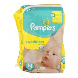 Pampers Newborn Swaddlers Jumbo Pack
