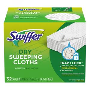 Swiffer Sweeper Refill Unscented