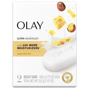 Olay Ultra Moisture Bath Size Bar Soap