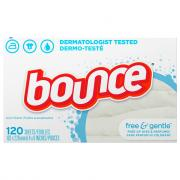 Bounce Free Dryer Sheets