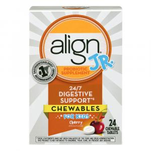Align Jr. Chewables - Cherry