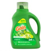 Gain 2x Original Laundry Detergent
