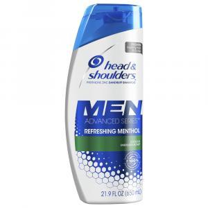 Head & Shoulders Men Refreshing Menthol Shampoo