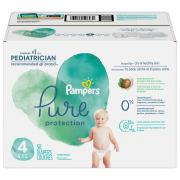 Pampers Pure Protection Super Pack Size 4