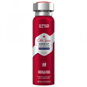 Old Spice Captain Invisible Spray Deodorant