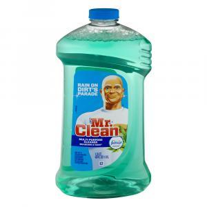 Mr. Clean w/Febreze Meadow & Rain Liquid