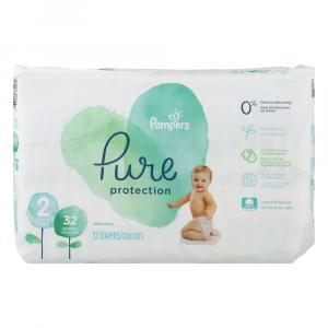 Pampers Pure Protection Mega Pack Size 2