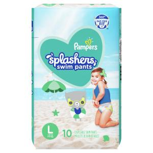 Pampers Splashers Size 5