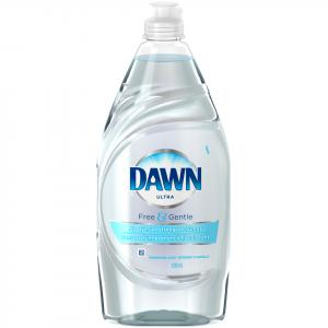 Dawn Ultra Free And Clear Dishwashing Liquid