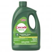 Cascade Lemon Gel Dishwasher Detergent