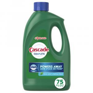 Cascade Complete Gel Dishwasher Detergent