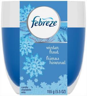 Febreze Winter Magic & Glow Candle