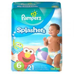 Pampers Splashers Size 6