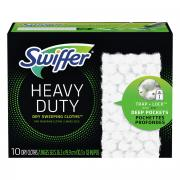 Swiffer Heavy Duty Dry Sweeping Cloths