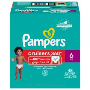 Pampers Stage 6 Cruisers 360 Diapers