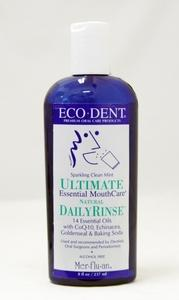 Ecodent Mint Daily Mouth Rinse