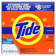 Tide Ultra Powder High Efficiency Original 68 Load