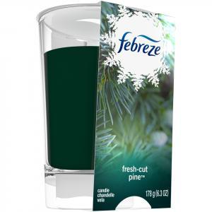 Febreze Fresh Cut Pine Candle