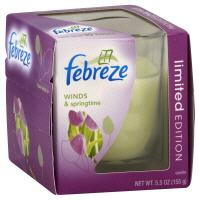 Fabreze Winds & Spring Candles