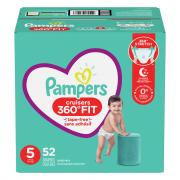 Pampers Size 5 Cruisers 360 Diapers Super Pack