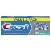 Crest Baking Soda and Peroxide Toothpaste