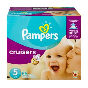 Pampers Size 5 Cruisers Super Pack