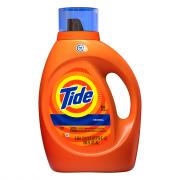 Tide 2x High Efficiency Liquid Laundry Detergent
