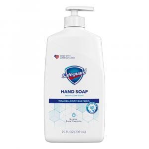 Safeguard Liquid Hand Soap Fresh Clean Scent