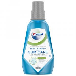 Crest Gum and Breath Purify Smooth Mint Oral Rinse